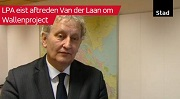 AT5 LPA eist aftreden Van der Laan om Wallenproject