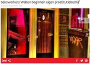 AT5 Sekswerkers Wallen beginnen eigen prostitutiebedrijf