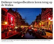 NRC Dubieuze vastgoedbezitters keren terug op Wallen