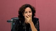 2018-07-18 14:06:33 AMSTERDAM - Femke Halsema, de kersverse burgemeester van Amsterdam, leidt haar eerste gemeenteraadsvergadering in de hoofdstad. ANP JERRY LAMPEN