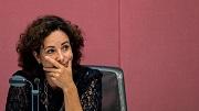 2018-07-18 14:05:35 AMSTERDAM - Femke Halsema, de kersverse burgemeester van Amsterdam, leidt haar eerste gemeenteraadsvergadering in de hoofdstad. ANP JERRY LAMPEN