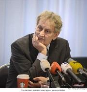 Telegraaf Van der Laan © Matty van Wijnbergen