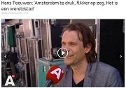 AT5 Amsterdam te druk Flikker op Het is een wereldstad
