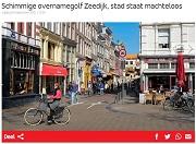 AT5 Schimmige overnamegolf Zeedijk