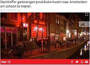AT5 Slachtoffer gedwongen prostitutie kwam naar Amsterdam om schoon te maken