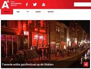 AT5 Tweede editie jazzfestival op de Wallen