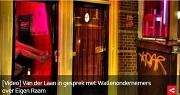 AT5 Van der Laan in gesprek met wallenondernemers over Eigen Raam