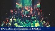 DJ's van toen in peeskamers op de Wallen (Parool)