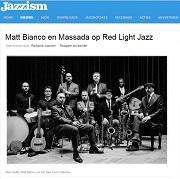 Jazzism Matt Bianco en Massada op RLJ 2016