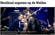 Muzikaal orgasme op de Wallen (Metronieuws 2 juli 2014)