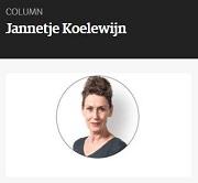 nrc-jannetje-koelewijn-column