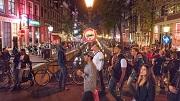 Nederland, Amsterdam, 27 september 2018 Wallen foto: Elmer van der Marel