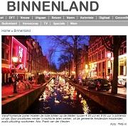 Telegraaf 18 prostitutieramen in Amsterdam dicht © TMG
